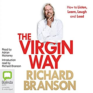 The Virgin Way cover art