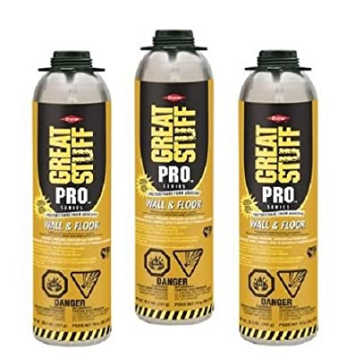 Great Stuff Pro Wall And Floor Professional Applicator Foam