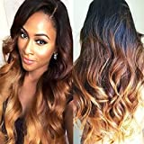 Lace Front Wigs Human Hair with Baby Hair Virgin Brazilian Human Hair...