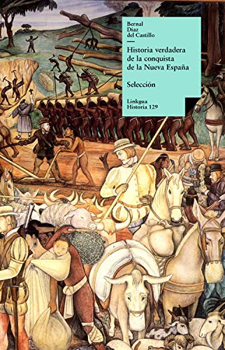 Historia verdadera de la conquista de la Nueva España eBook: Díaz del Castillo, Bernal: Amazon.es: Tienda Kindle