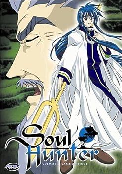 DVD Soul Hunter - Game of Kings (Vol. 4) Book