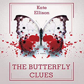 The Butterfly Clues                   By:                                                                                                                                 Kate Ellison                               Narrated by:                                                                                                                                 Therese Plummer                      Length: 9 hrs and 18 mins     48 ratings     Overall 3.9