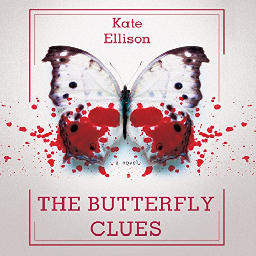 The Butterfly Clues audiobook cover art