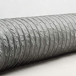 Portátil manguera de escape de aire acondicionado 200 mm-315 mm Tubo de escape de aluminio flexible del ventilador conductos de ventilación del conducto manguera de ventilación for la ventilación de l