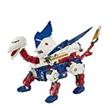 Transformers Toys Generations War for Cybertron: Earthrise Leader WFC-E24 Sky Lynx (5 Modes) Action Figure - Kids Ages 8 and Up, 11-inch