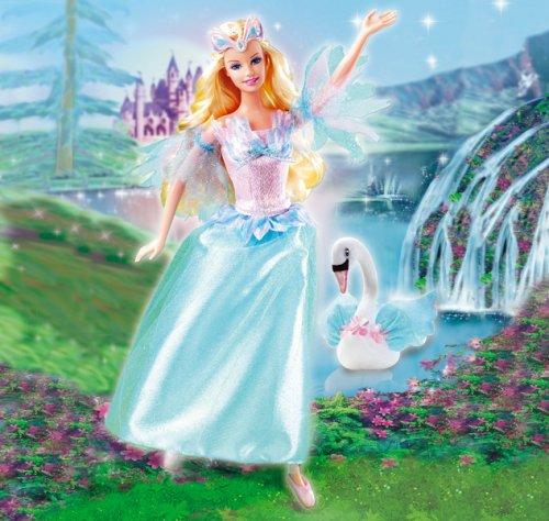 Mattel - Barbie B5828-0 Barbie in Schwanensee