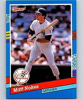 Amazoncom Matt Nokes Sports Collectibles Fine Art