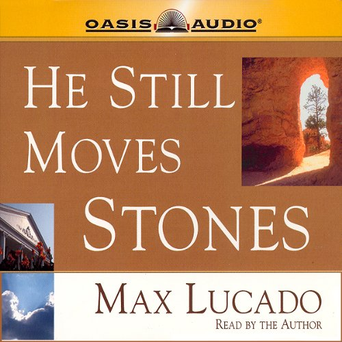 He Still Moves Stones audiobook cover art