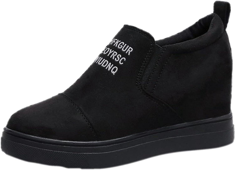 Women's Walking Shoes Lightweight Athletic Sneakers Ladies Wedge