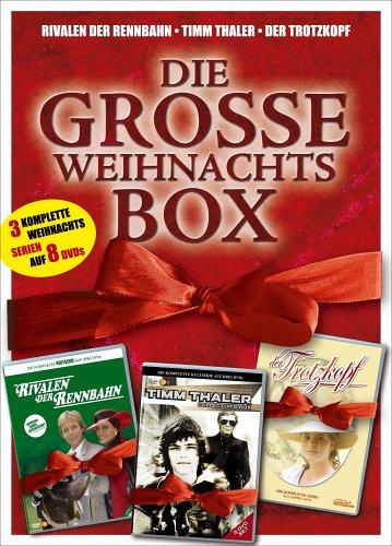 Weihnachts-Serien-Box (Timm Thaler / Der Trotzkopf / Rivalen der Rennbahn) - exklusiv bei Amazon.de