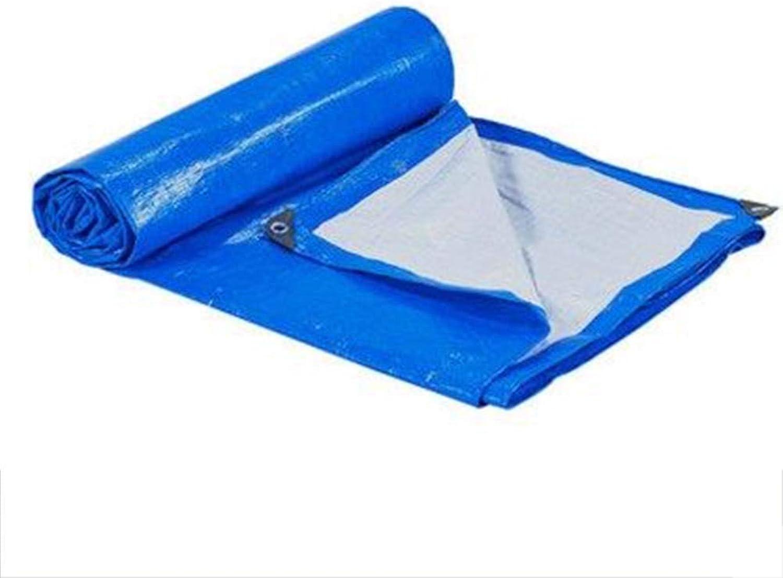 Plane Regentuch Schatten Tuch Visier Tuch-Wasserdichtes Und Regensicheres Tuch, Das Sonnenschutzplanen-LKW Im Freien Verdickt JINRONG (Farbe   4  8m) B07QBGXN6D  Nicht so teuer