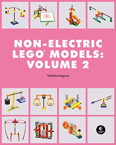 LEGO Technic Non-Electric Models: Compelling Contraptions (English Edition)