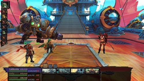 Battle Chasers Nightwar (Nintendo Switch)