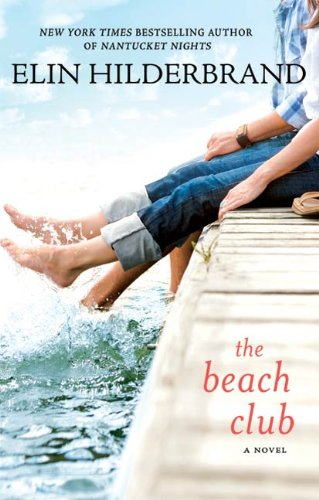 alt=In The Beach Club, the juicy first novel by talented newcomer Elin Hilderbrand, a series of personal dramas are played out during one summer at a Nantucket Beach Club. It's about the love of summer, summer love, and the special feelings we all have for that special summer place--in this case, a hotel and an island.  Mack Petersen, manager of the hotel, has been working at The Beach Club for 12 summers. Only this summer is different. His boss, the owner of the hotel, Bill Elliot, shows up in the spring with a new set of demands. His girlfriend Maribel is pressing Mack to get married and Vance, the African-American bellman, who has hated Mack since the day Mack stole his job 12 years ago, threatens him in a deadly scene. Mack knows something's got to give.  Love O'Donnell, the new front desk person straight from the slopes of Aspen, is desperately searching for a stranger to father her child. The bellman, Jem Crandall, who posed as Mr. November in his college calendar, is on his way to LA to break into agenting, until he falls in love with Maribel. Emotions are at a peak when a hurricane threatens to wash away The Beach Club and all it stands for.  An engrossing, sexy novel that will sweep you away to the beach any time of the year.""