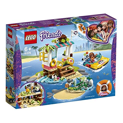Unbekannt Lego® Friends Schildkröten-Rettungsstation