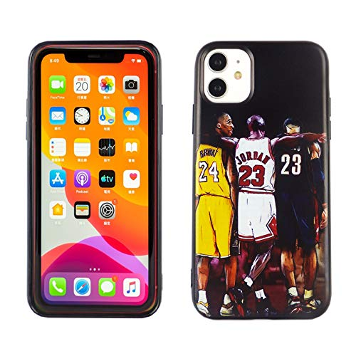 iPhone 11 6.1 Inch TPU Case CASEVEREST 3D Print Design Slim Fit Cover...