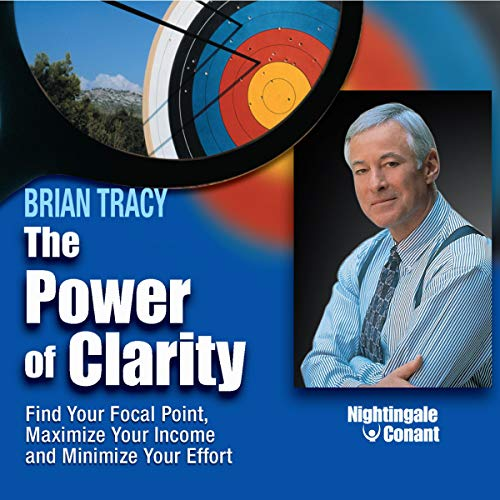 The Power of Clarity audiobook cover art