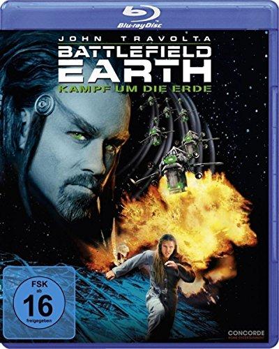Battlefield Earth - Kampf um die Erde [Blu-ray]