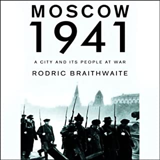 Moscow 1941 cover art