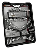 Performance Tool W1099 SAE and Metric Wrench Set