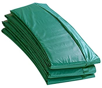14  Trampoline Replacement Safety Pad / Spring Cover - Green
