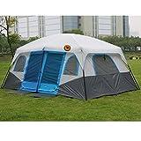 Camping 2021 al Aire Libre 6 8 10 12 Personas Playa Camping Tienda Anti/a Prueba/Lluvia UV/Impermeable 1uro 1hall Tienda de Pesca Tents Blackout Tienda de campaña campaña de campaña Tienda Tip