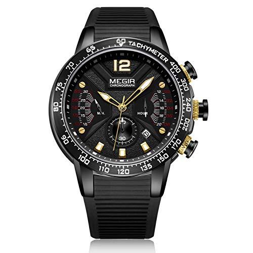 Megir - Herren -Armbanduhr- TT2106
