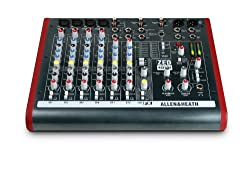 Allen & Heath ZED-10FX Analog Mixer Review