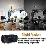 Zoom IMG-2 uyikoo orologio telecamera wifi spia