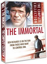 The Immortal The Complete Collection