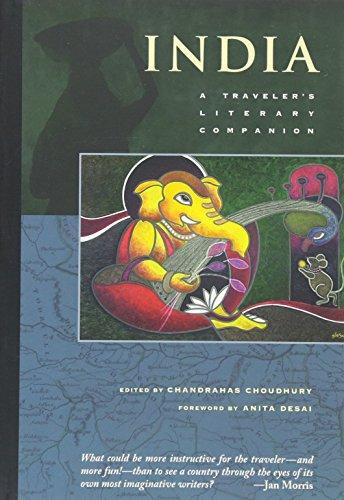 India: A Traveler's Literary Companion (Traveler's Literary Companions)