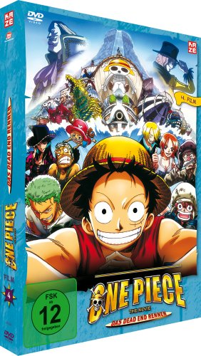 One Piece: Das Dead End Rennen - 4. Film - [DVD]