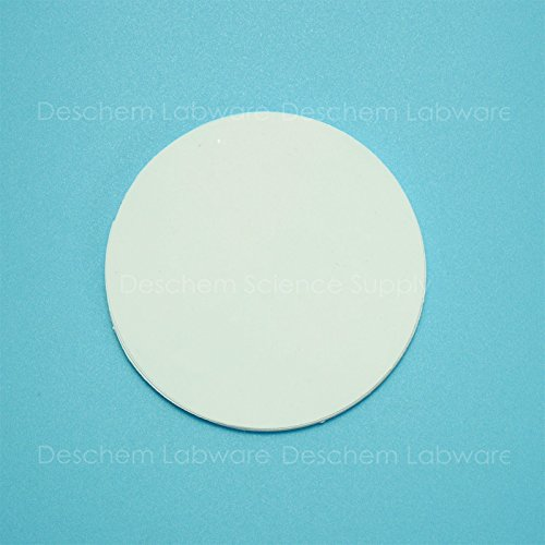 Deschem 47mm,0.22um,PVDF Membrane Filter,Made from Polyvinylidene Fluoride,50 Sheet/Pack