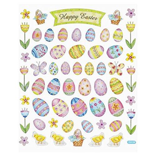 Hobby Design Sticker * Ostern Ostereier * Aufkleber 3452381