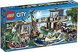 LEGO City Police 60069 - La Caserma della Polizia nelle Paludi