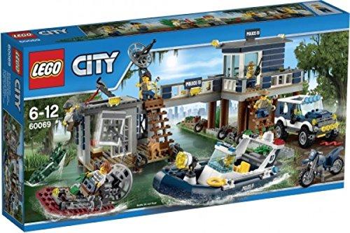 LEGO City 60069 - Polizeiwache im Sumpf
