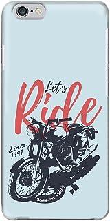 [bodenbaum] isai vivid LGV32 ハードケース LG エルジー イサイ ビビッド au スマホケース バイク 手書き風 イラスト hard-a284 (C.ブルー)