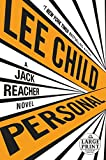 Personal - A Jack Reacher Novel - Random House Large Print - 02/09/2014