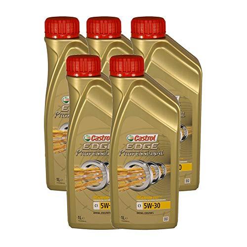 Castrol Edge Professional C1 5W-30 5x1 Liter
