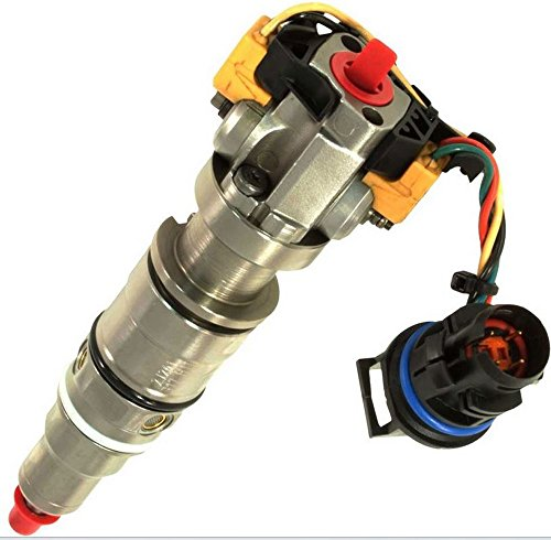 OE Ford 4C3Z9E527AA Fuel Injector For 6.0L Ford Diesel (Re-Manufactured)($100.00 Core Deposit Included)(Replaces 1844751C2, 1846692C92, 1845150C92)