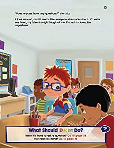What Should Danny Do? School Day (The Power to Choose Series) #1