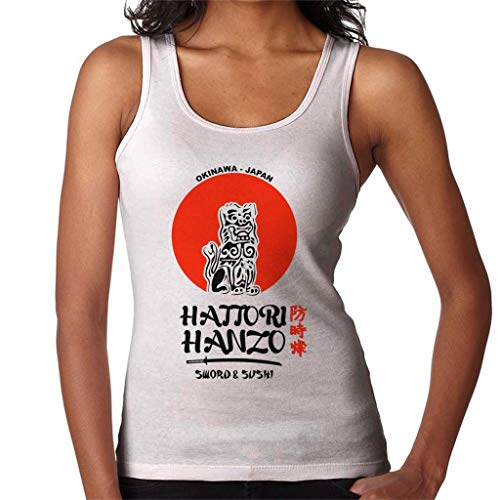 Cloud City 7 - Camiseta sin mangas - Sin mangas - para mujer