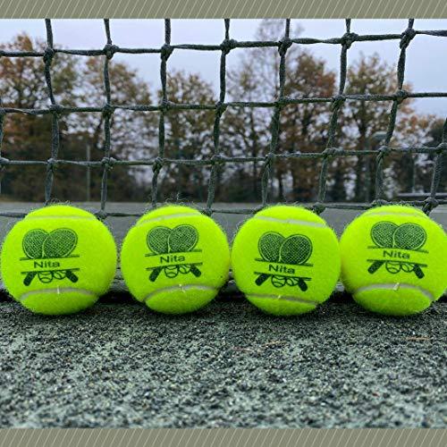 NTB - Palline da tennis personalizzate da padel - Edizione piccola