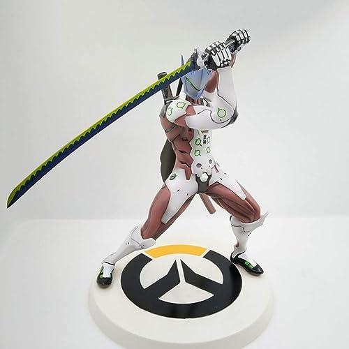 Modèle de Personnage de Jeu de Dessin animé Anime Statue Hauteur 27cm Artisanat décorations Cadeaux Objets de Collection Cadeaux d'anniversaire LYLQQQ