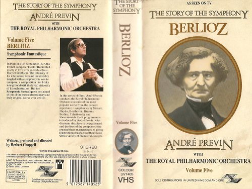 The Story of the Symphony- Volume 5 - Berlioz - Symphony Fantastique [VHS]