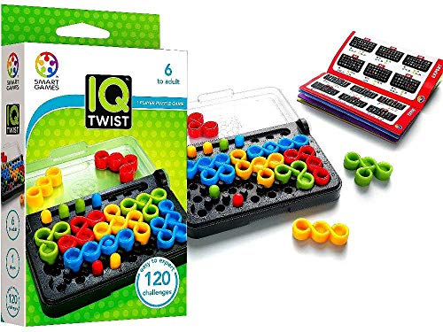 Smart Games SG 488 488-Spiel IQ Twist