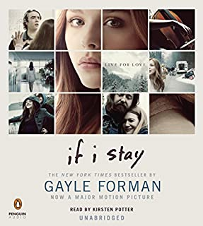 If I Stay cover art