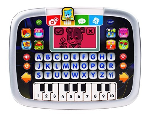 VTech Little Apps Tablet, Black Color, Model 80-139400