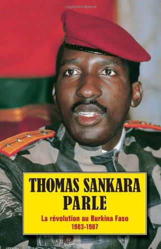 Ka korero a Thomas Sankara: Te hurihanga i Burkina Faso 1983-1987