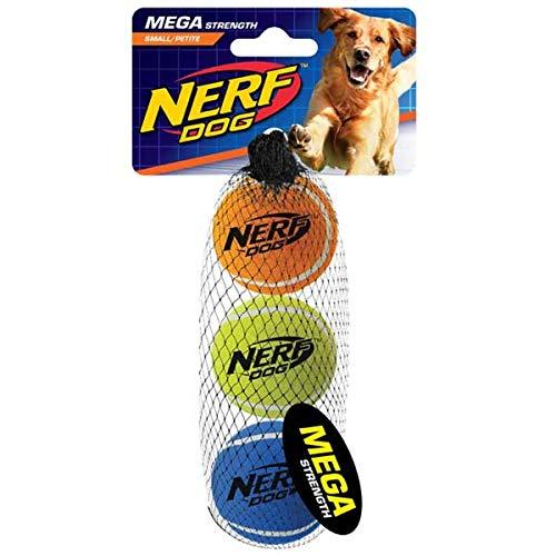 Hasbro Nerf Dog - Palline da Tennis, Colore: megastark
